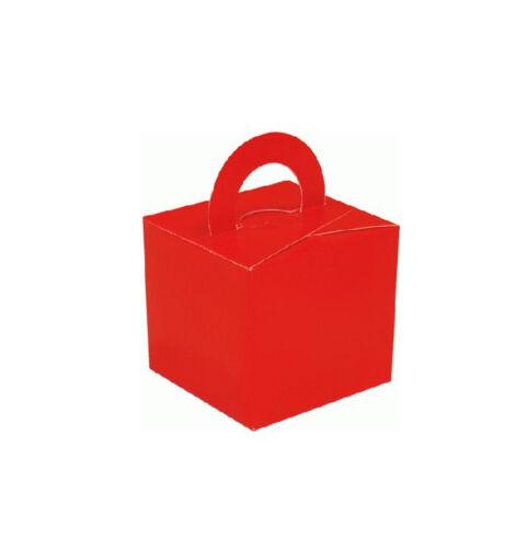 10 Poids Ballon faveur cases-Rose or lilas etc Noir ivoire argent