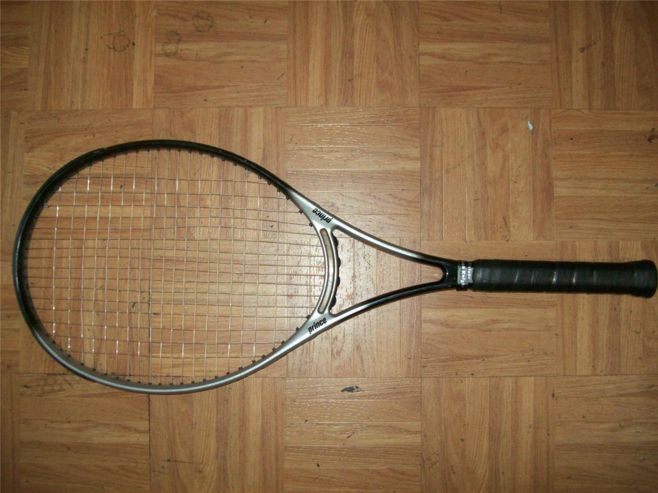 Prince LongBody Precision 770 OS 108 4 3 8 Tennis Racquet