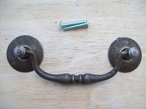 Gusseisen Rustikal Antik Vintage Möbel Schrank Schublade Griff