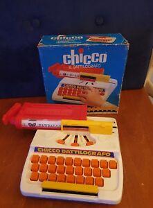 Chicco La dactylographe 1977