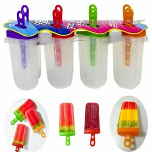 Cool Gear Classic Ice Pop Frozen Treat Popsicle Tray
