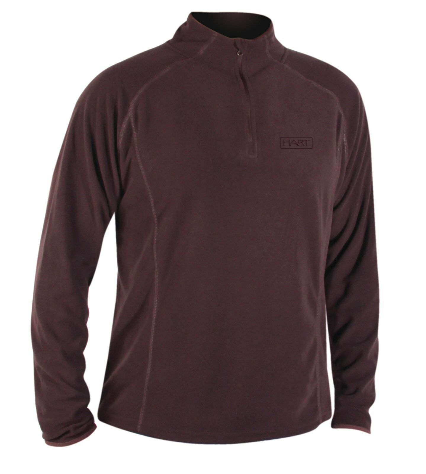 HART - Thermo-Langarm-Fleece INLINER-XT - brown - XHINB