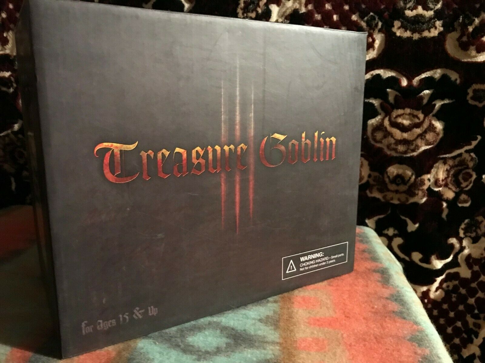 RARE  Treasure Goblin 2012 Blizzard Holiday Exclusive Sculpt  (unopened)