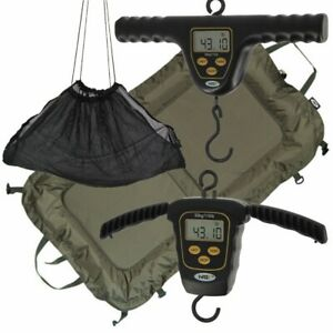 NGT-Unhooking-Beanie-Mat-Weigh-Sling-XPR-Dynamic-Scales-Carp-Fishing