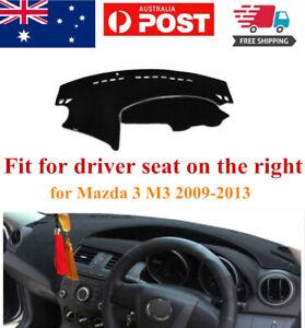 RHD-Dash-Mat-Dash-Cover-Dashboard-No-Slips-For-Mazda-3-M3-2009-2013