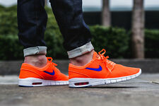 Nike Stefan Janoski Max - total crimson in UK 10.5
