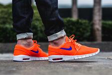 Nike Stefan Janoski Max - total crimson in UK 10.5