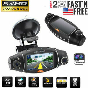 HD-1080P-Dual-Lens-GPS-Car-DVR-Camera-Vehicle-Dash-Cam-Video-Recorder-G-sensor