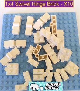 8 1x2 WHITE Log Pattern Brick Bricks  ~ Lego  ~ NEW