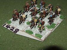 15mm Roman Era Numidian Cavalry 12 Cavalry (A1428)
