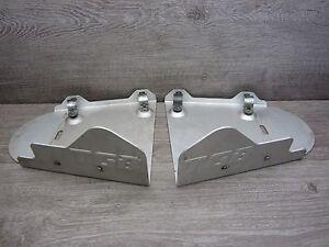 Quad ATV TGB Target 525 Original ALU Querlenkerschutz Abdeckung rechts und links