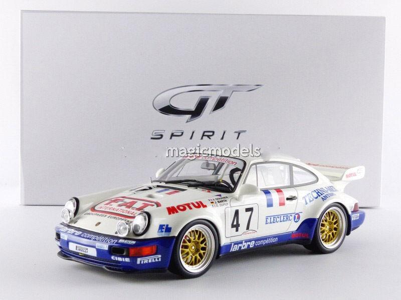 Gt Spirit Porsche 911 964 Rsr Le Mans 1993  47 Le Of 504 in 1 18 Maßstab Neu