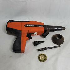 Ramset Red Head Powder Based Nail Gun Semi Automatic D60l Model