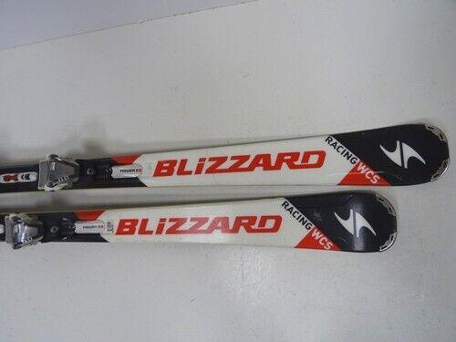 Ski Blizzard WCS Racing mit Bindung, (Z-WERT-11) 174cm (EE1106)