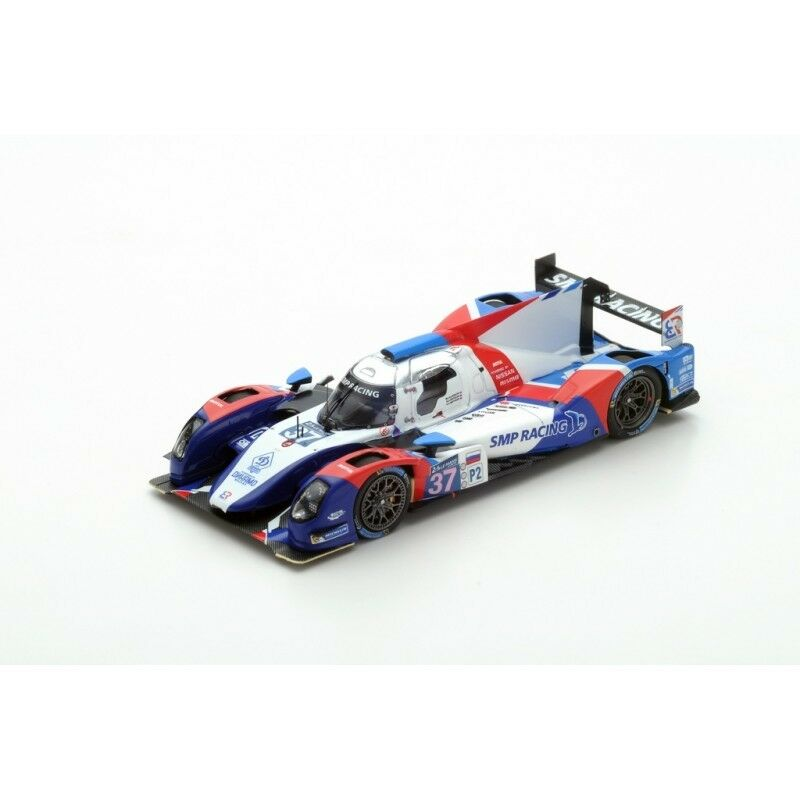 Spark S4652 - BR01 - NISSAN n°37 LM15 SMP Racing - M. Aleshin - K. Ladygin 1 43