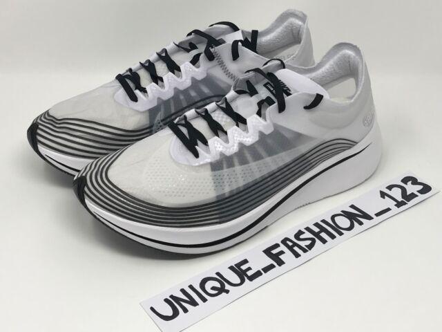 07a4d1c6e50bbb Nike Zoom Fly SP UK 5 6 7 8 9 10 11 12 Aa3172-101 NikeLab Black ...