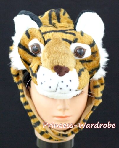 For Halloween Cute Big Cat Tiger Hat Party Costume ONE Free Size Gift Present