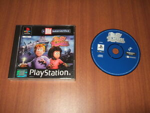 Ruff-amp-Tumble-fuer-Sony-Playstation-PS1
