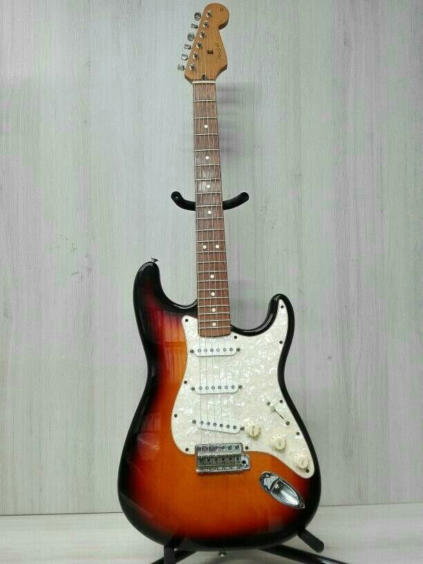 Fender Mexico Deluxe Power HOUSE JAPAN beautiful rare EMS F S