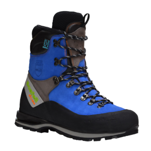 Scafell Lite Blue Chainsaw Boots