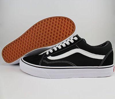 VAN Classic OLD SKOOL Low / High Top Suede Casual Canvas sneakers SK8 MENS Shoes