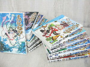 AMANCHU-Vol-1-13-Manga-Comic-KOZUE-AMANO-13-Books-Set-Japan-Book-MG