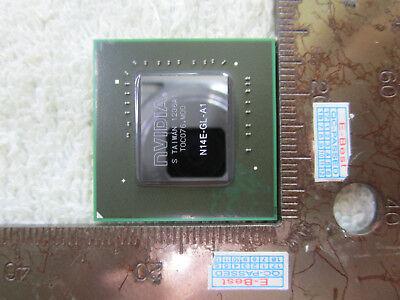 1x New NI4E-GE-A1 N14E-6E-A1 N14E-GE-AI N14EGEA1 N14E GE A1 N14E-GE-A1 BGA Chip