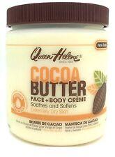 Queen Helene Burro Di Cocco Crema per il viso + Corpo estremo Pelle Secca 426ml