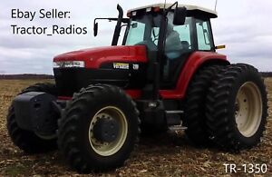 details about buhler versatile tractor radio harness cd tape player in dash stereo 9 pin wire Versatile Tractor Wiring Diagram versatile 256 276 service manual