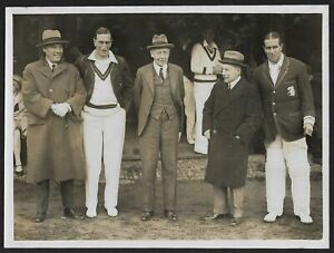 SOUTH AFRICA TO ENGLAND 1929 F...