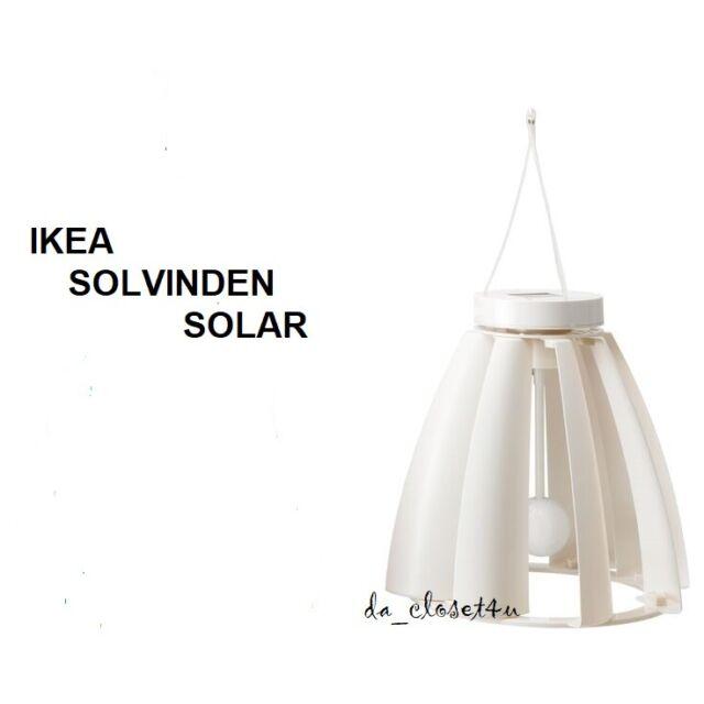 New Ikea Solvinden Solar Wind Ed