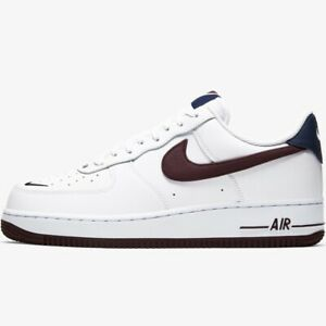nike air force 1 07 bianche e blu