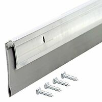 M-d Building Products 5389 Heavy Duty Door Sweep Exv, 36 Inches, Aluminum, New, on sale