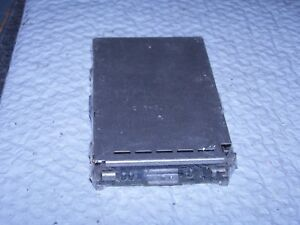 1-44-2MB-Sony-disk-drive-MP-F75W-11G-and-bracket-for-vintage-Macintosh