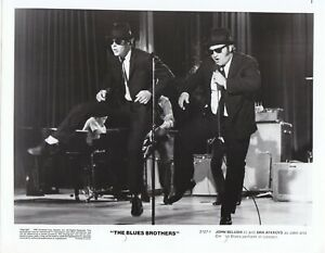 THE-BLUES-BROTHERS-FOTO-18X24-ORIGINALE-JOHN-BELUSHI-AND-DAN-AYKROYD