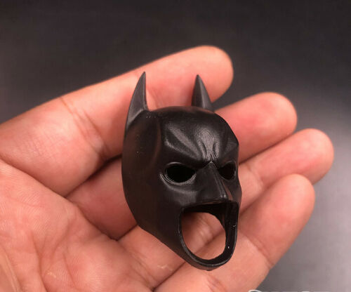 "Hottoys MMS188 1:6 Catwoman Batman Mask Helmet Model For 12/"" Body Action Figure"