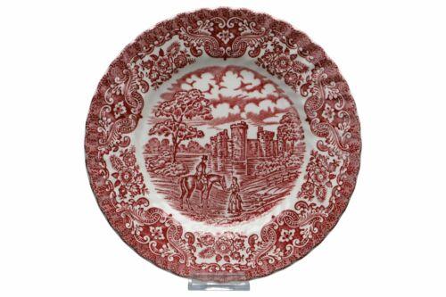Kuchenteller klei.. Hostess Tableware British Anchor Old Country  Castles rot
