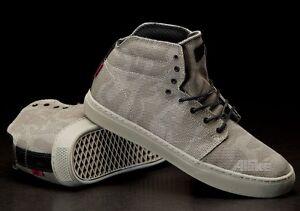 18522c2e0ed669 Vans Alcon Dot Camo Black Alomar Bedford Half Cab Men s Skate Shoes ...