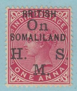 BRITISH-SOMALILAND-O2-MINT-HINGED-OG-NO-FAULTS-VERY-FINE