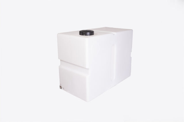 350 LITRE WATER TANK FOR WATER FED POLE / CAR VALETING - FLAT OR UPRIGHT