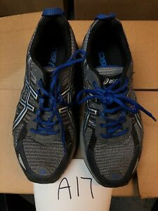 Details about Asics Gel Venture 5 T5P0N Gray Blue Mens Running Athletic Shoes Size 8.5 (4E)
