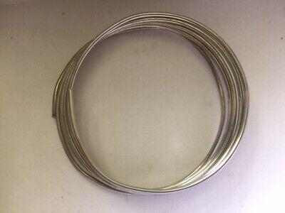 .050 100 inches for Soldering  Stainless /& Dissimilar Silver Solder 3.7/% Ag