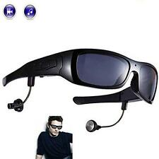 8GB 4in1 Spy Sunglasses Vedio Camera DVR +MP3 Player+ Bluetooth Stereo Headset