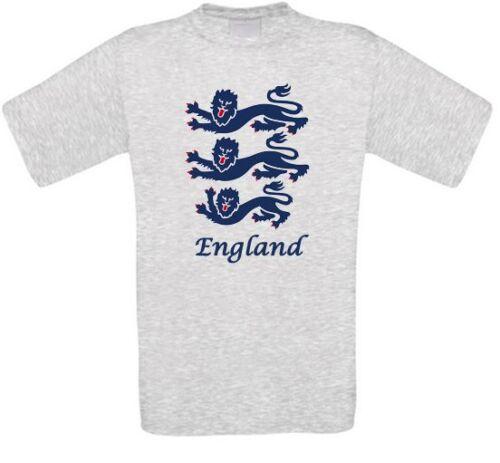 England Football Football t-shirt toutes tailles NEUF