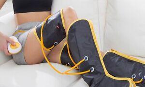 Appareil soins préssothérapie bienfaits complet pour jambes et pieds