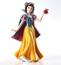 "Enesco Disney Showcase Snow White Couture De Force Figurine 7.75"" New In Box"
