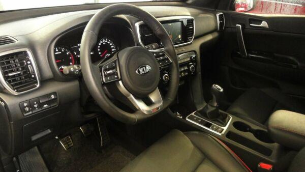 Kia Sportage 1,6 T-GDi GT-Line - billede 5