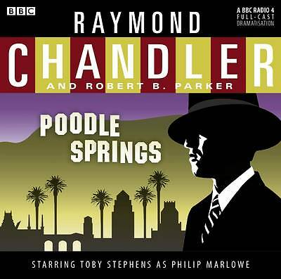 1 of 1 - Poodle Springs (CD-Audio), Fiction Books, Brand New (6)