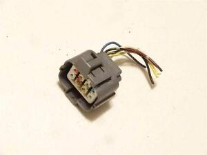s l300 1992 1995 honda civic pigtail wire harness condenser motor fan ac