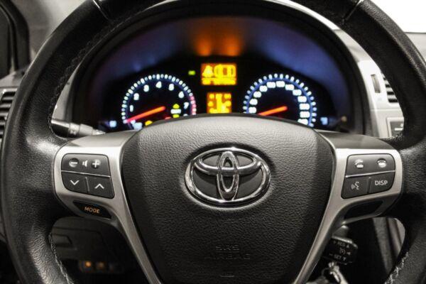 Toyota Avensis 1,8 VVT-i T2 - billede 5
